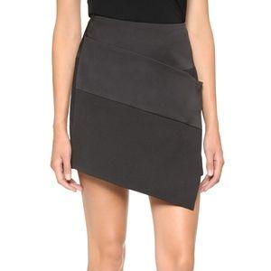 Cameo Crossing Borders Skirt in Black